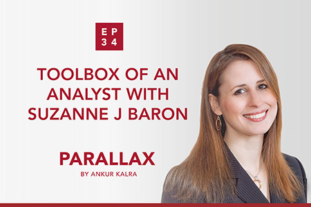 Episode 34: Toolbox of an Analyst with Suzanne J Baron
