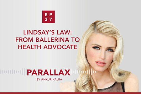 Episode 37: Lindsay's Law: From Ballerina to Health