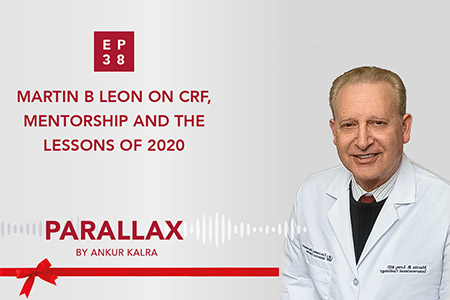 Episode 38: Martin B Leon on CRF, Mentorship and the Lessons of 2020