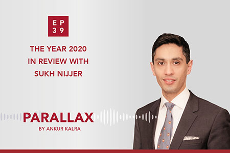 Episode 39: The year 2020 in review with Sukh Nijjer