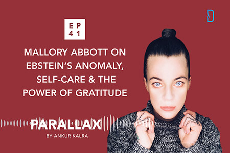 Episode 41: Mallory Abbott on Ebstein's Anomaly, Self-Care