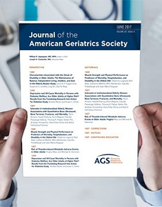 Journal of the American Geriatrics Society (JAGS)