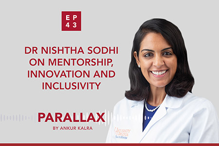 Episode 43: Dr Nishtha Sodhi on Mentorship, Innovation and Inclusivity
