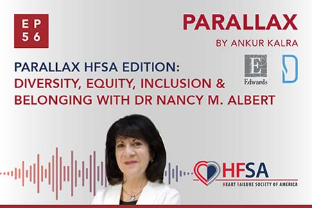 EP 56: Parallax HFSA Edition: Diversity, Equity, Inclusion